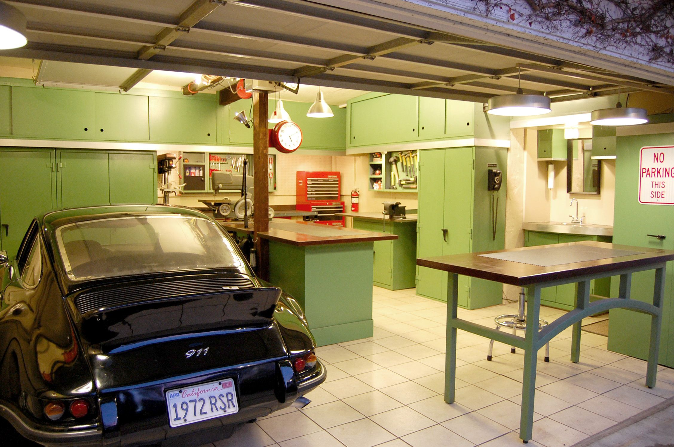 What color are your garage walls? - The Garage Journal Board