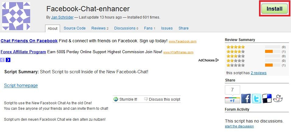 How To Get Rid Of New Facebook Chat
