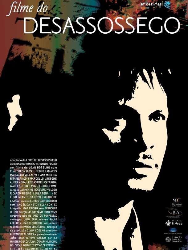filmedodesassossego João Botelho   Filme do Desassossego AKA The Film of Disquiet (2010)
