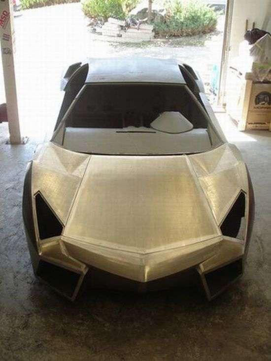 92949 - Convertir de Pontiac a Lamborghini Reventon