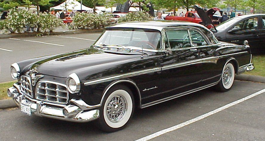 1955 Chrysler Crown Imperial http://onlycarsandcars.blogspot.com/2011/03/chrysler-crown-imperial-1955.html