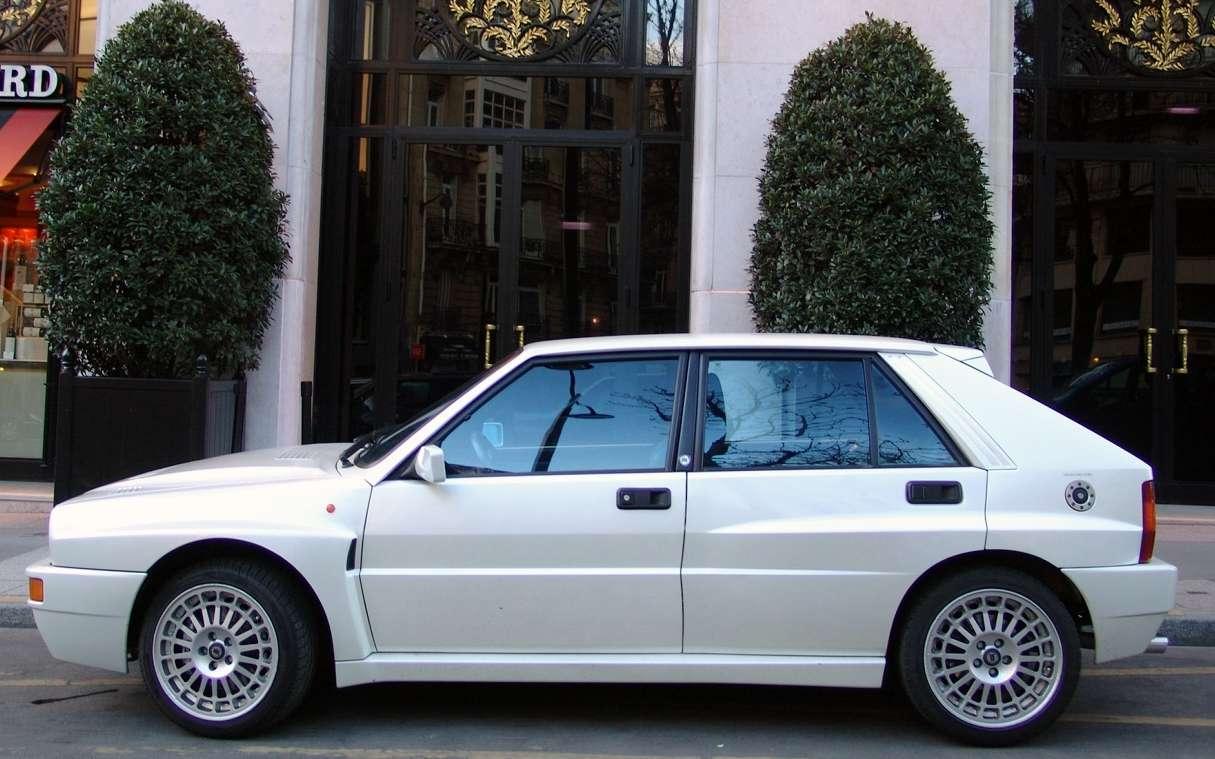 Power Cars Lancia Delta Hf Integrale 16v